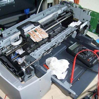 Ремонт принтера brother