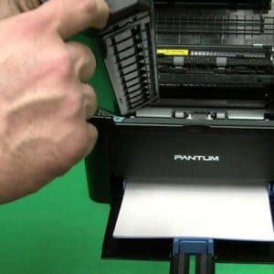 Ремонт принтера pantum