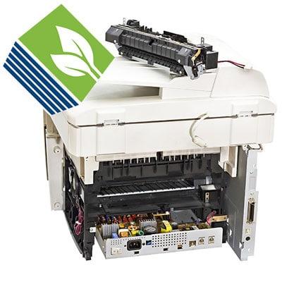Ремонт принтера ricoh