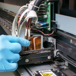 Ремонт принтера sharp