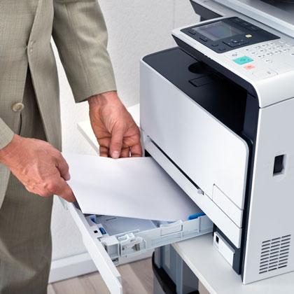 диагностика лазерных принтеров
